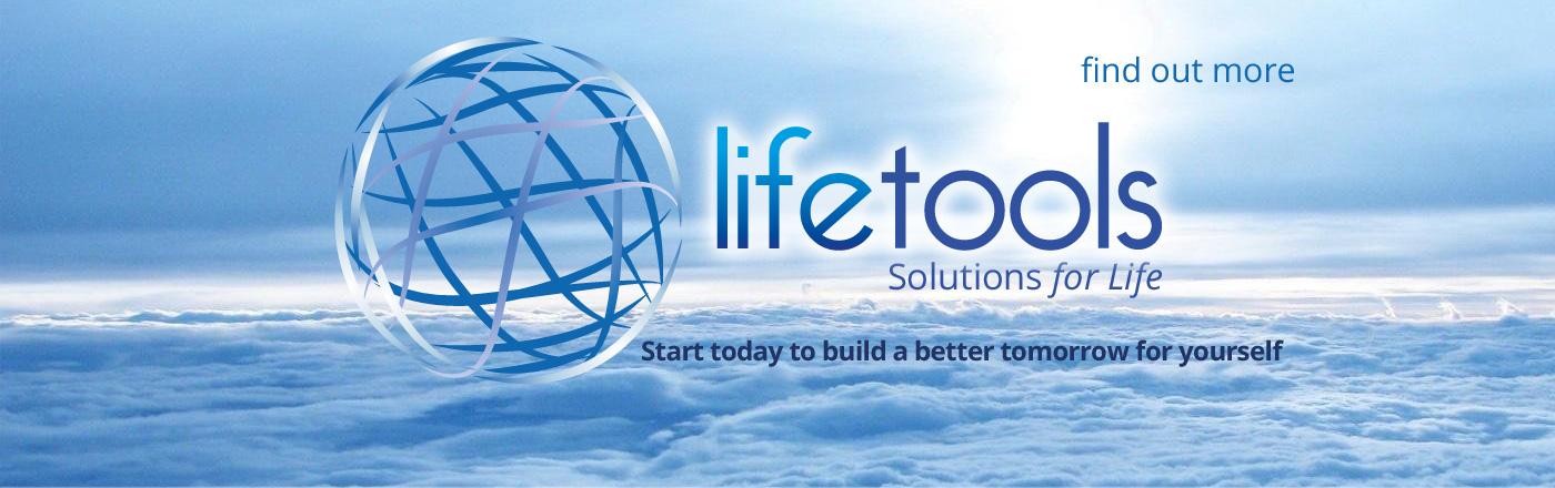 LifeTools Home Banner