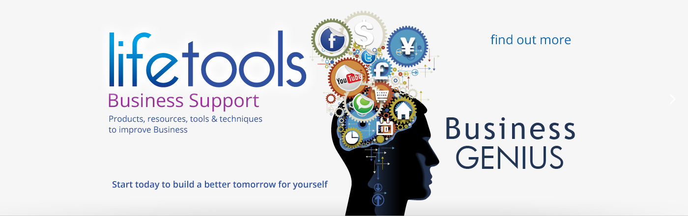 LifeTools Business Support