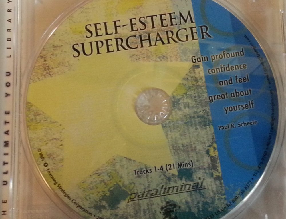 Self Esteem Supercharger Paraliminal