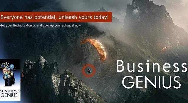 Business Genius Home Study Course
