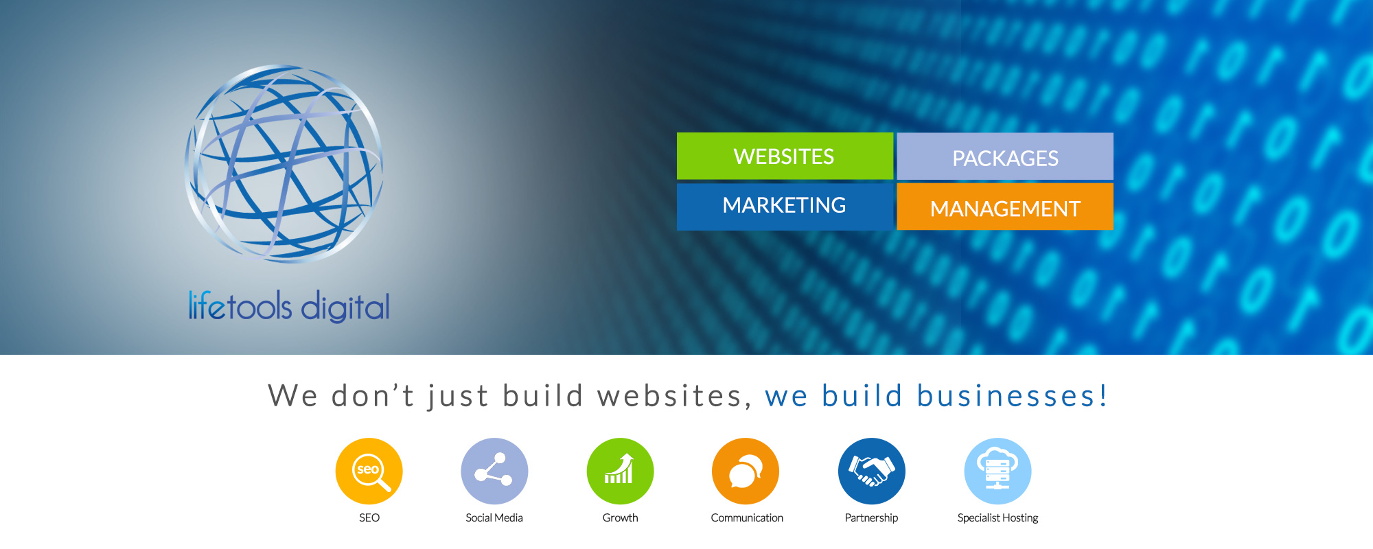 LifeTools Digital Website & Marketing Agency